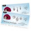 Dárkové poukázky na stříbrné osobní šperky