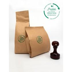 Prášek pro výrobu odlévací formy 200g ve 100% kompostovatelných sáčcích